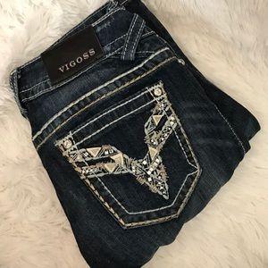 LIKE NEW Vigoss Bootcut Jeans